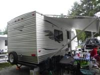 2010 Heartland North Country. 2010 Heartland camper for