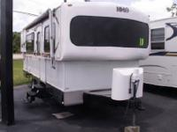 A Quality Built Travel Trailer. Options