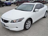 2010 Honda Accord 2.4 EX-L Coupe with 109395 miles in
