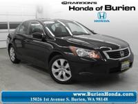 Accord EX-L, Honda Certified, 4D Sedan, 2.4 L I4 DOHC