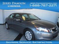 CARFAX 1-Owner, LOW MILES - 31,917! FUEL EFFICIENT 31