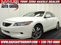 2010 Honda Accord Cpe Coupe EX-L Our Location is: Haus