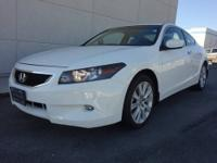 2010 Honda Accord Cpe Coupe V6 Auto EX-L w/Navi Our