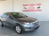 SUPER CLEAN 2010 HONDA ACCORD CROSSTOUR! EFFECTIVELY