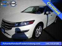 2010 Honda Accord Crosstour EX-L w/Navigation 4WD **