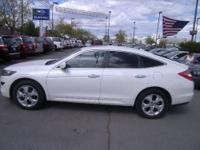 2010 Honda Accord Crosstour 4dr Front-wheel Drive EX-L