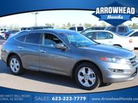 4WD. The Arrowhead Honda Advantage! Best color! Is