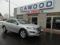 Options:  2010 Honda Accord Crosstour Ex-L|Gray|New
