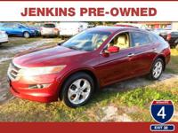 This 2010 Honda Accord Crosstour EX-L will sell fast