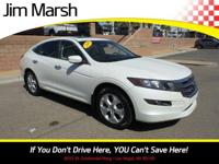 Load your family into the 2010 Honda Accord Crosstour!