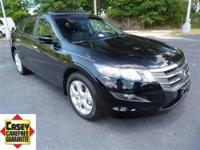 Casey Honda is pleased to offer this Crosstour,finished