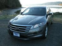 Check out this 2010 Honda Accord Crosstour EX-L with
