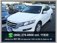 2010 HONDA ACCORD CROSSTOUR WAGON 4 DOOR EX-L 4WD Our