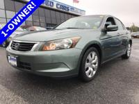 This 1-Owner Honda Accord EX features a power sunroof,