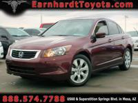 We are happy to offer you this 1-OWNER 2010 HONDA