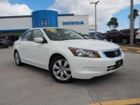 This outstanding example of a 2010 Honda Accord Sdn
