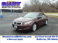This outstanding example of a 2010 Honda Accord Sedan