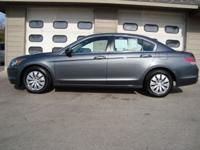 Options Included: CARFAX GUARANTEED!! 2010 HONDA ACCORD