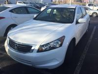 CARFAX One-Owner. Clean CARFAX. 2010 Honda Accord LX in