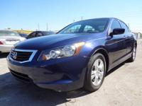 LIKE NEW IN AND OUT 2010 HONDA ACCORD LX-P ONLY 27K