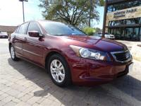 CARFAX 1-Owner, GREAT MILES 38,041! Basque Red Pearl