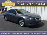 2010 Honda Accord LX-S in Gray vehicle highlights