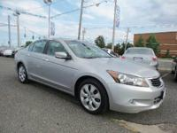 2010 Honda Accord Sdn 4dr Car EX-L Our Location is: