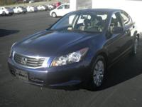 2010 HONDA ACCORD SDN 4dr Car LX Our Location is: