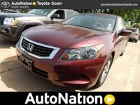 2010 Honda Accord Sdn Our Location is: AutoNation