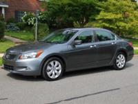 LEATHER, SUNROOF, FREE 1 YEAR WARRANTY. The 2010 Honda