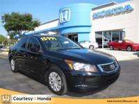2010 HONDA Accord Sdn Sedan 4dr I4 Man LX Our Location