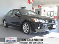 2010 HONDA Accord Sdn Sedan 4dr V6 Auto EX-L Our
