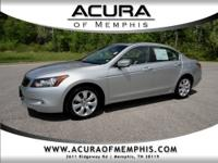 3.5L V6 SOHC i-VTEC 24V and Leather. At Acura of