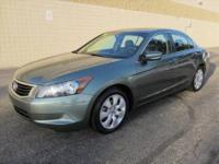 CHECK OUT THIS LIKE NEW SPACIOUS 4-Dr 2010 HONDA ACCORD