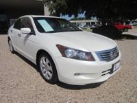 GORGEOUS ACCORD! This 2010 Honda Accord Sedan EX-L V6