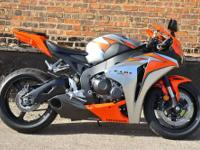 Full Exhaust System! Here is a gorgeous 2010 CBR1000RR