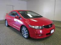 **CARFAX One Owner, Honda Certified, 6-Speed Manual,