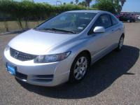 2010 Honda Civic 2dr Coupe LX LX Our Location is: