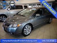2010 Honda Civic Si ***** Honda Certified, 4-Wheel Disc