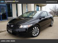 This 2010 Honda Civic EX-L is equipped with New tires|