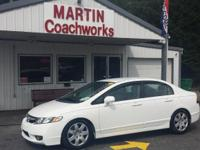 2010 Honda Civic $9,900!! 67,308 Miles. In impeccable