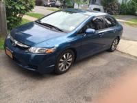 Hi, I'm selling 2010 Honda civic 4 door. The car is in