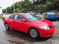 2010 Honda Civic EX-L New Price! Clean CARFAX. Leather,