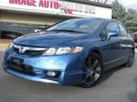 2010 Honda Civic LX. Branded Title. Low Miles !! This
