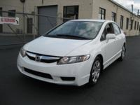 For Sale an Immaculate 2010 Honda Civic LX, 72k Miles.