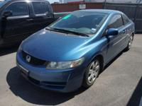 Recent Arrival! 2010 Honda Civic LXCARFAX One-Owner. 2D
