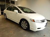 Scores 36 Highway MPG and 25 City MPG! This Honda Civic