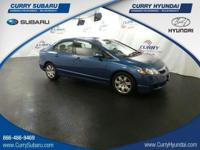 Look at this 2010 Honda Civic Sdn LX. Its Automatic
