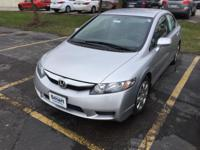 Check out this gently-used 2010 Honda Civic Sdn we