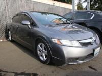2010 Honda Civic LX-S CARFAX One-Owner. 36/25